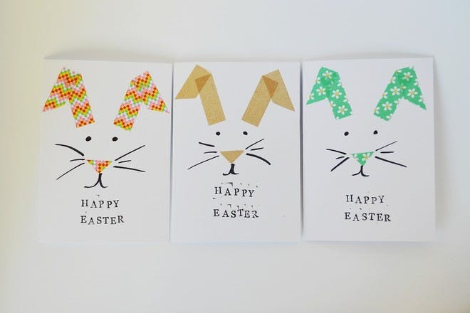 10 cute card ideas for Easter - Netmums