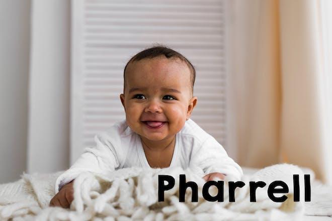 Pharrell baby name