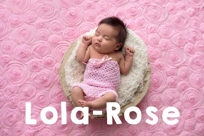 25. Lola-Rose