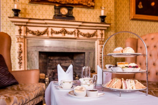 4. Traditional afternoon tea at Culloden, Belfast