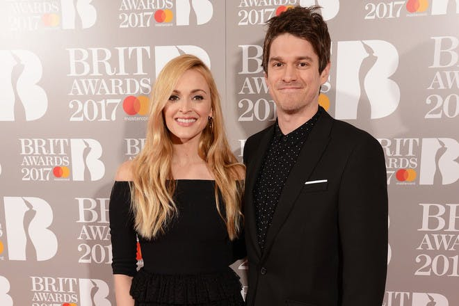 4. Fearne Cotton and Jesse Wood