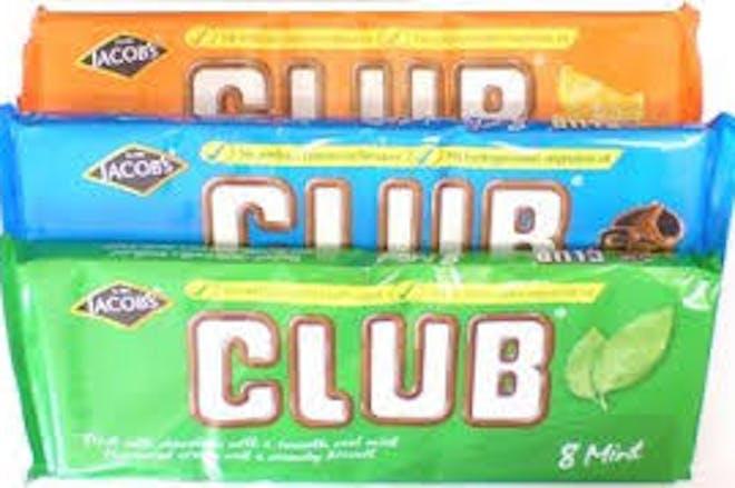 俱乐部饼干
