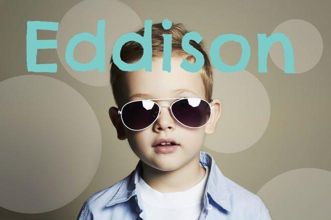 Baby name Eddison