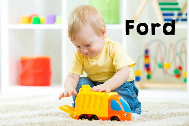 Ford baby name
