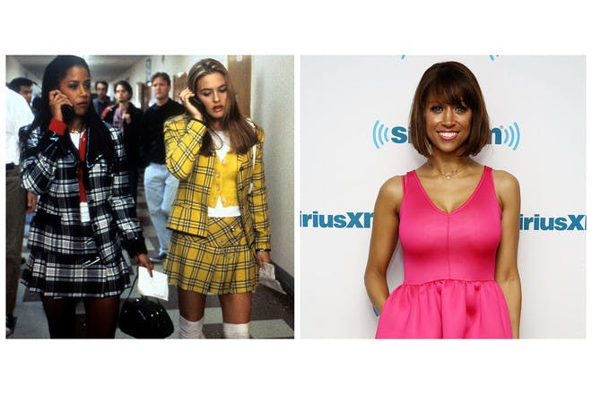 Stacey Dash then vs now