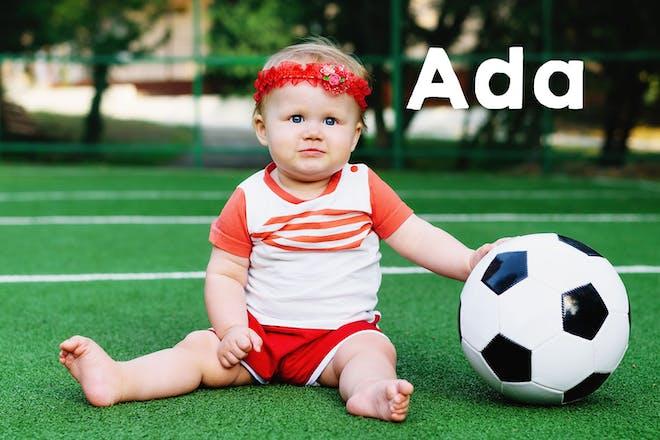 Ada baby name