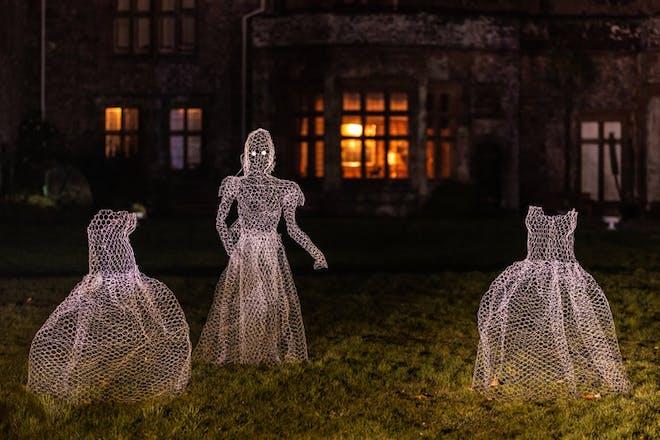 Halloween at Muncaster Castle