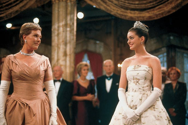 17. The Princess Diaries