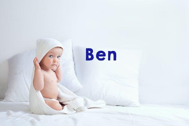 Ben baby name