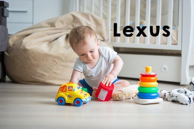 Lexus baby name