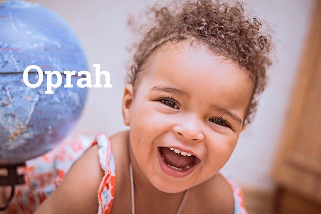 Oprah baby name