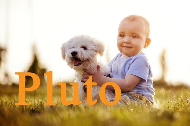26. Pluto