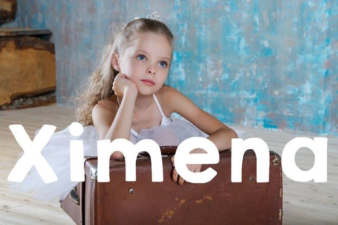 Baby name Ximena