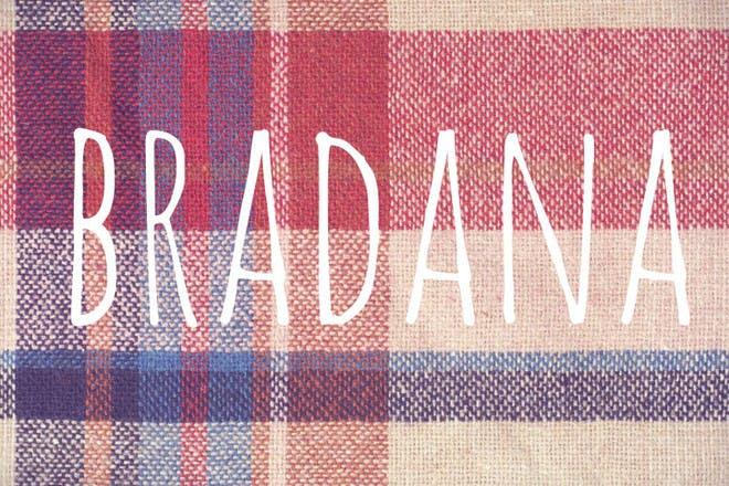12. Bradana
