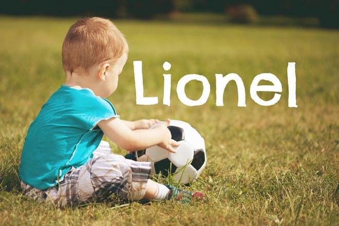 24. Lionel
