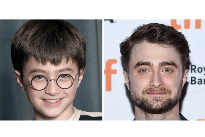 7. Daniel Radcliffe