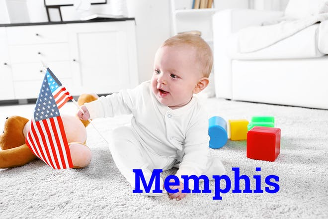 Memphis baby name