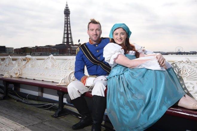 Cinderella comes to  Blackpool this Christmas