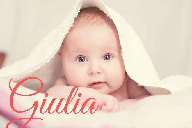 16. Giulia