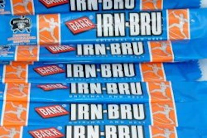 Irn-Bru bars