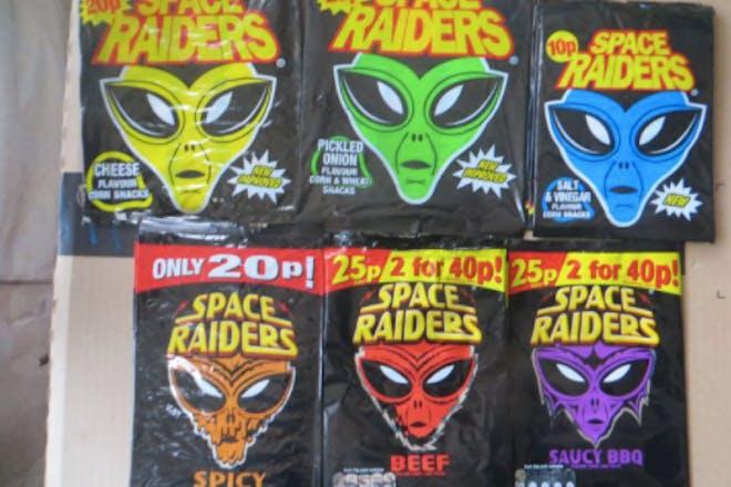 Cheese Space Raiders