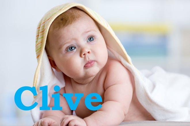 10. Clive