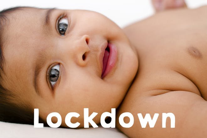 Lockdown baby name