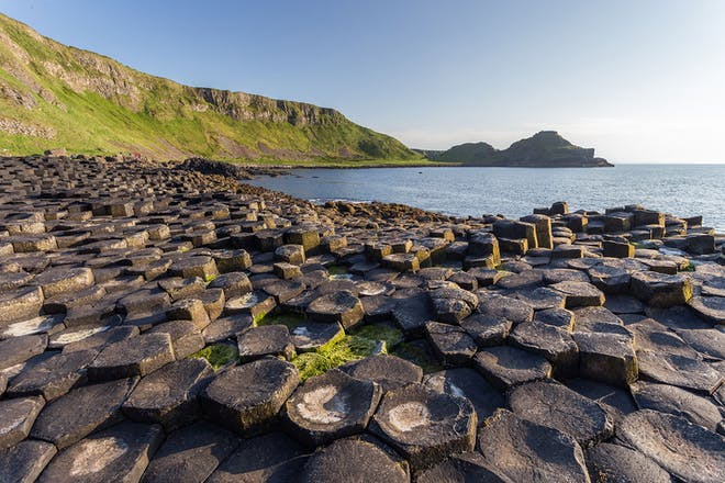 GIant's Causeway in Northern Irealnd