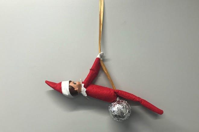 100 funny ideas for Elf on the Shelf