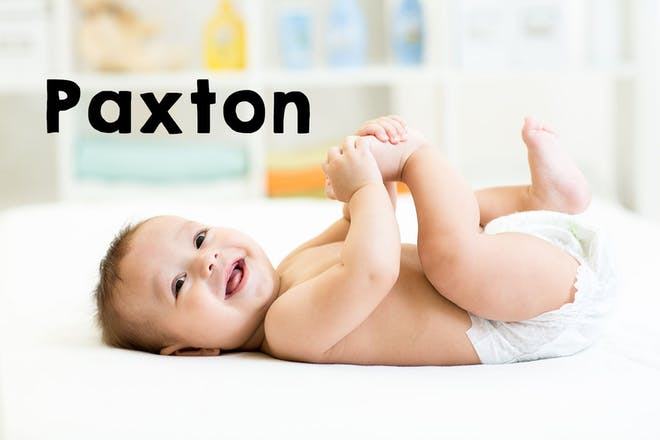 Paxton baby name