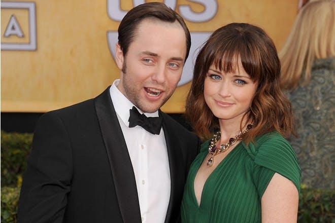 Alexis Bledel and husband