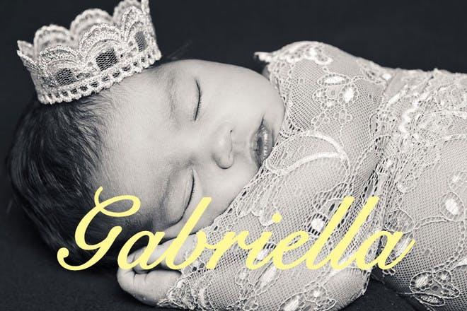 31. Gabriella