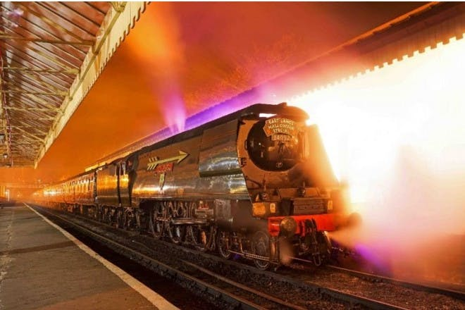 Northern England and Yorkshire: Halloween Ghost Trains