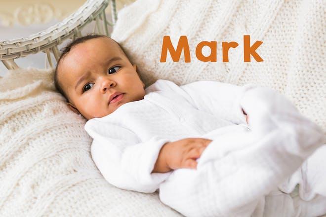 Mark baby name