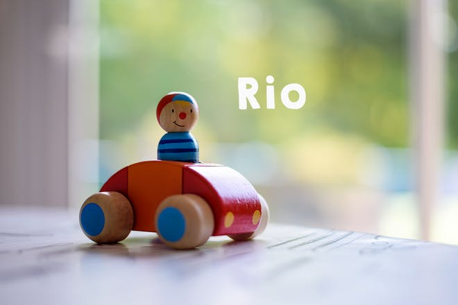 Rio baby name