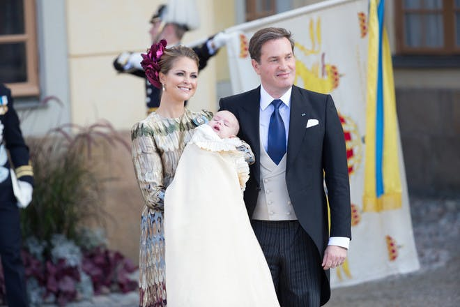 Prince Nicolas of Sweden