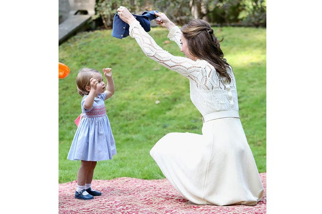 10. Playing with Kate