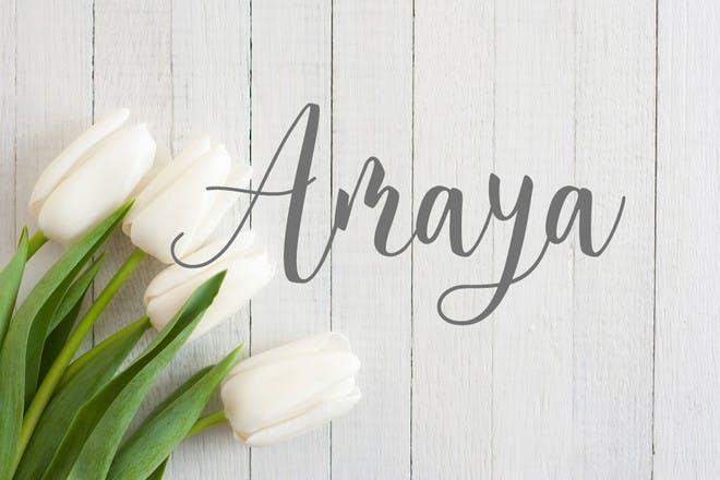 15. Amaya