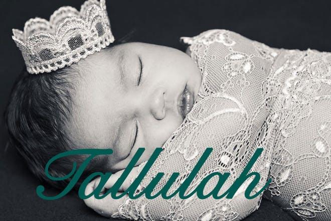 17. Tallulah