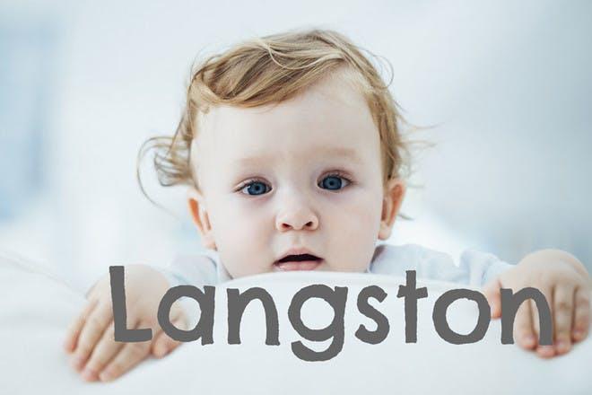 19. Langston