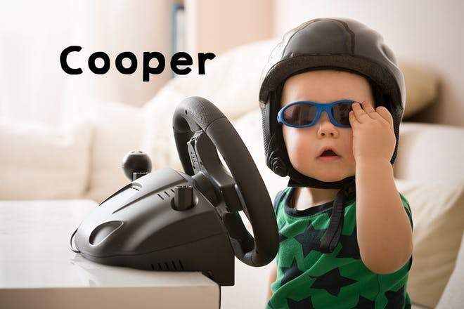 Cooper baby name
