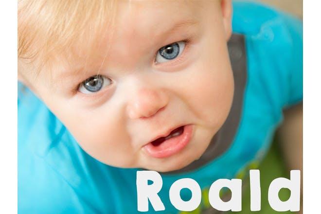 Roald name