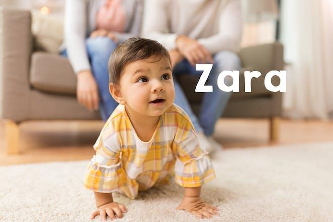 Zara baby name