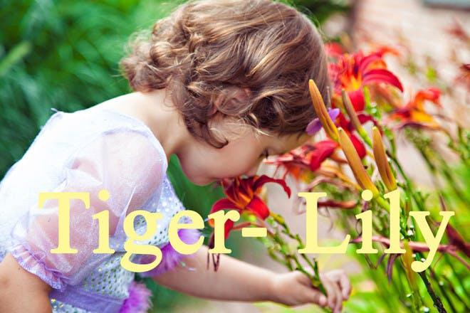 22. Tiger-Lily
