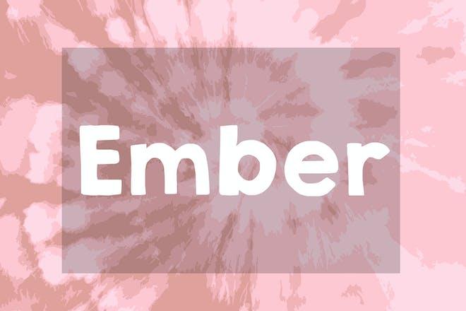 Ember name