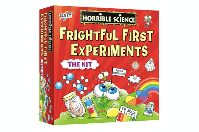 Frightful first experiments box
