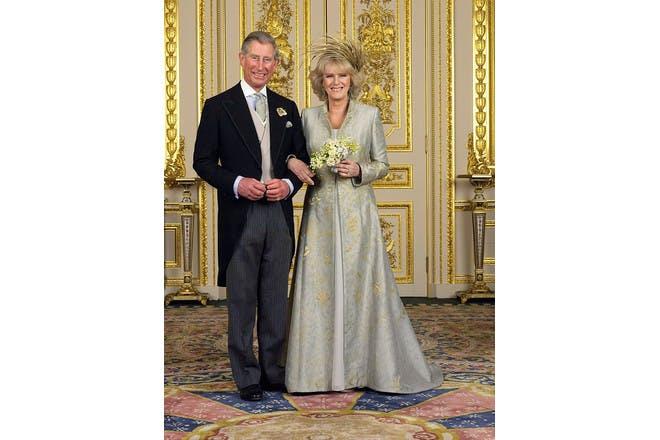 Camilla Charles royal wedding