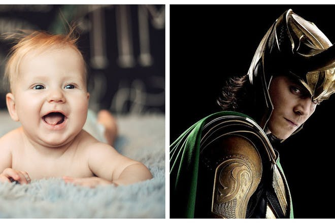 19 celebrity and character-inspired baby names on the rise