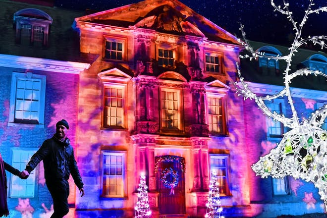 Christmas at Dunham Massey