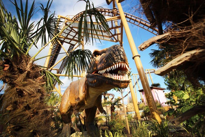 lost world paultons park